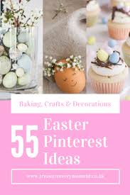 Easter Cake Decorations Uk by Easter 55 Baking Crafts And Decoration Pinterest Ideas