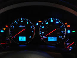 infiniti dashboard warning lights infiniti fx35 instrument cluster removal and tear down