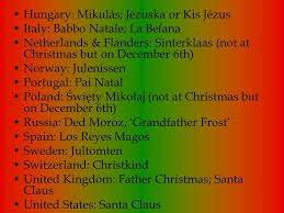 christma s symbols on 25 december great britain and many other