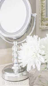 makeup vanity makeover designing vibes interior design diy