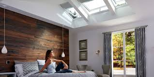 skylights with blinds give you the ultimate in light control