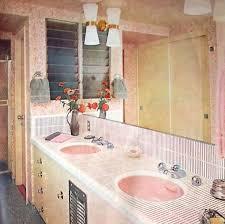 Best Vintage Bathrooms Images On Pinterest Retro Bathrooms - Vintage bathroom design pictures