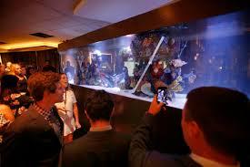 Map Of Sap Center San Jose by Pizarro The Shark Tank Gets An Actual Shark Tank