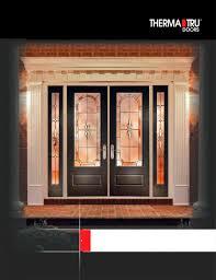 full line catalog therma tru doors pdf catalogues