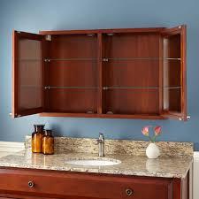36 bathroom cabinet 36 doba mahogany medicine cabinet golden mahogany bathroom