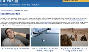 Checked Bag Fee United Another United Gaffe Forces Doctor Off Plane Page 9