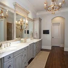 Gray Bathroom Vanity Gray Bathroom Vanity With Gray Marble Countertop Transitional