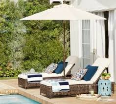 Pool And Patio Decor Outdoor U0026 Patio Furniture Pottery Barn