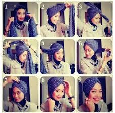 tutorial turban sederhana hijab tutorial turban modern hijab styles pinterest tutorial