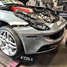 grey ferrari rdbla u2013 ferrari ff wrapped with forgiato wheels rdb la five