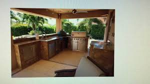 Build Outdoor Kitchen by Outdoor Kitchen Build Part 1 Youtube
