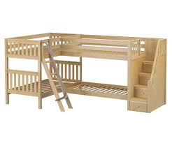 Corner Bunk Bed Maxtrix Corner High Bunk Bed Bed Frames Matrix Furniture