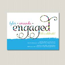 plan engagement party invitations examples features party dress