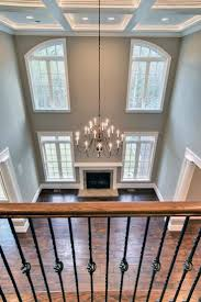 Paint Ideas For Living Rooms by Best 25 Two Story Fireplace Ideas On Pinterest Large Living