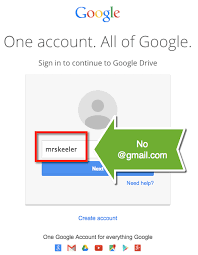Signing into Google Accounts No Gmail Necessary Teacher Tech