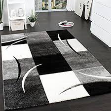 think rugs verona oc15 heat set yarn hand carved rug grey black