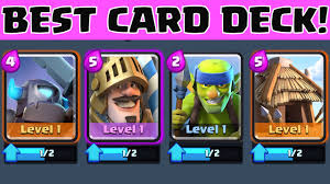 Best Game Setups Best In Game Amp Out by Clash Royale Best Cards Deck For Beginners And Experts Early