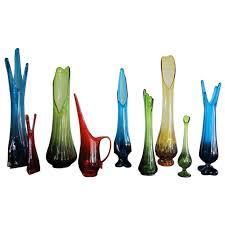 Modern Glass Vase 96 Best Vintage Glass Images On Pinterest Blenko Glass Glass