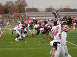 thanksgiving capitalized union football tops linden at home on thanksgiving sparked by