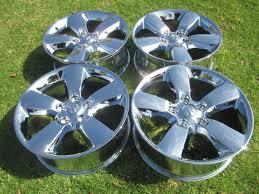 rims for 2013 dodge ram 1500 2013 dodge ram 1500 oem factory 1ub17trmab original 20 oe silver