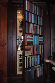 Bookshelf Guelph Hidden Bar Bookcase Willsëns Architectural Millwork Aurora On