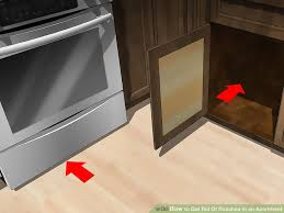 How To Get Rid Of Roaches In The Bathroom 4 Ways To Get Rid Of Roaches In An Apartment Wikihow