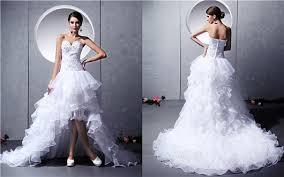 robe mari e courte devant longue derriere robe de mariage fashion haut devant bas arrière officiel