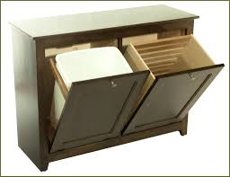 kitchen cabinet garbage can cabinet trash can under cabinet trash can size trash can base