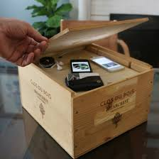 diy wood charging station diy wine crate charging station craftgawker
