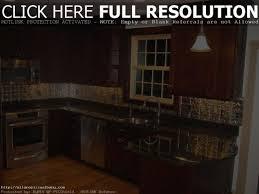 Metallic Kitchen Backsplash by Kitchen Kitchen Backsplash Metal Kitchen Backsplash Metal Accent