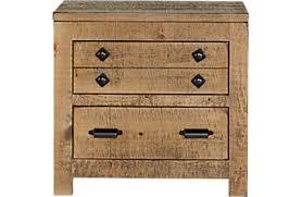 light wood nightstands pine oak beige cream etc