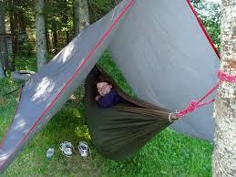 hammock diy ultralight hammock tarp for under 10 bucks youtube