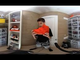 my sneaker closet in full 360 degrees youtube