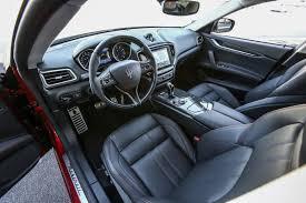maserati steering wheel driving maserati brings updated my2017 ghibli to paris auto show
