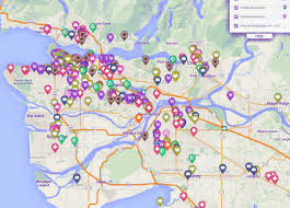 Vancouver Canada Map by Vancouver Shipping Container Homes For Canadian Homeless And