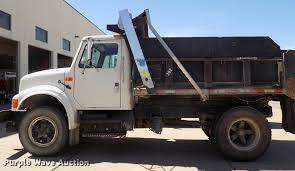100 international 4900 service manual international dump