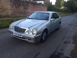 2001 Benz Mercedes Benz E320 Cdi Car 2001 In Gloucester Gloucestershire