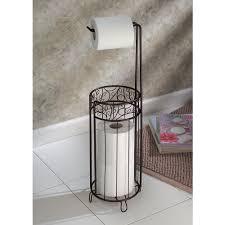 amazon com interdesign twigz toilet tissue roll stand plus