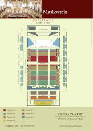 Vienna Opera House Seating Plan by Wiener Symphoniker Schedule Program U0026 Tickets