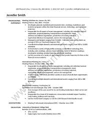resume writing services in maryland event planner resume sample business economies