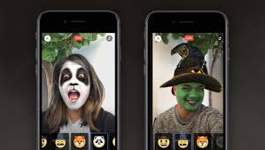 facebook live halloween filters are coming to a screen near you
