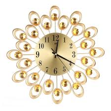 Wall Clocks Canada Home Decor by Online Buy Wholesale Luxury Wall Clock From China Luxury Wall