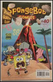 spongebob comics is the all ages bridge to life under the sea