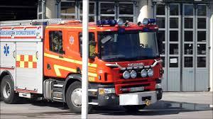 Feuerwehr Bad Kreuznach Ausrücken Hlf Dlk Feuerwehr Göteborg Hauptwache Youtube