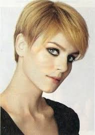 haircuts that show your ears this pixie is cut short and tapered around the ears description