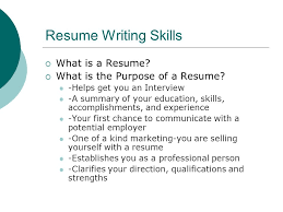 Wat Is A Resume American Business Culture Workshop Ppt Download