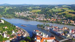 Passau Germany Map by Passau The Baroque City On Three Rivers Youtube