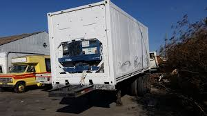 us customs approved shipping reefer container trailer for sale