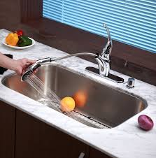 where are kraus sinks made check out the single bowl kraus kbu14 kitchen sink it s made of