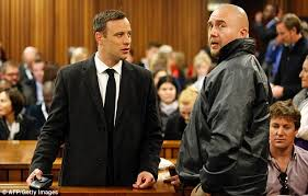Bench Trial In A Sentence Oscar Pistorius Is Sentenced For Murder As Reeva Steenkamp U0027s